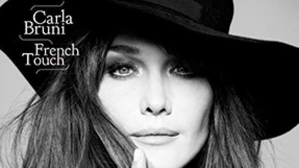 'French touh', el nuevo disco de Carla Bruni