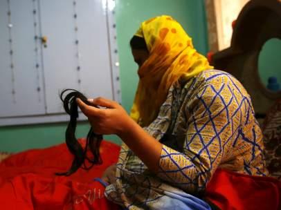 Asaltos de cortapelos en Cachemira