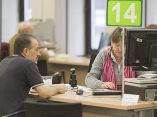 Oficina De La Seguridad Social, Oficinas, Empleo, Desempleo, Desempleado.