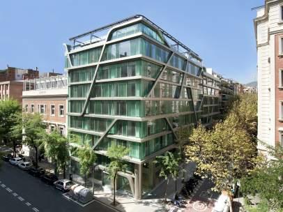 Edificio de oficinas en Barcelona, de Colonial