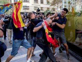 Agresiones en Valencia