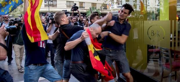 Otros dos detenidos elevan a 15 los arrestados por los ataques 'ultras' del 9 d'Octubre