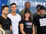 Artistas ayudan a Puerto Rico tras el huracán María