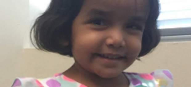 Sherin Mathews, la niña desaparecida