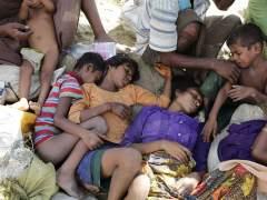 Entre 10.000 y 15.000 refugiados rohinyás cruzan a Bangladesh en 48 horas