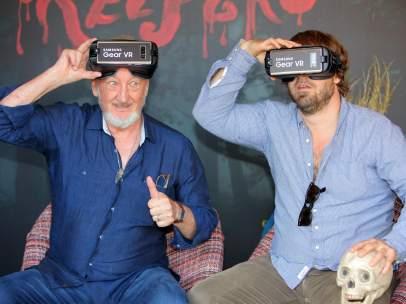 Campfire Creepers en realidad virtual