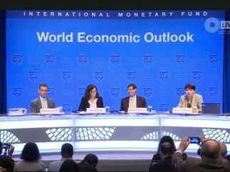 """El FMI expresa una """"profunda preocupación"""" por la situación en Cataluña e insta a """"negociar"""""""