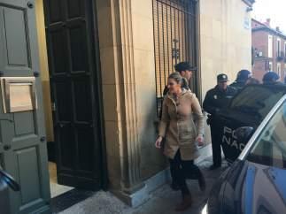 León: La viuda de Larralde