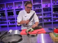 Top Chef El Salvador iguana