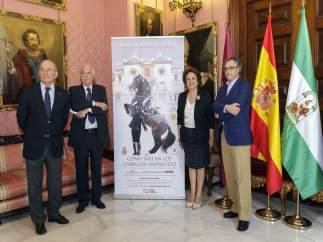 Presentación del espectáculo 'Cómo bailan los caballos andaluces'