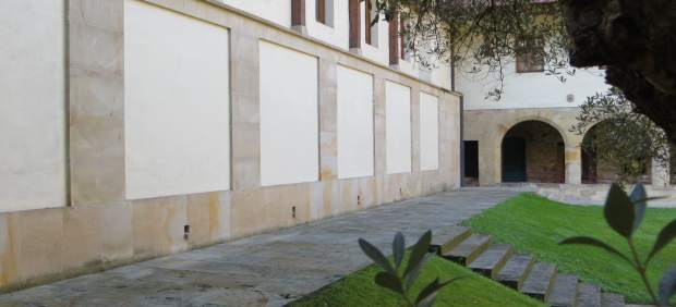 Muro del Museo de Arte Sacro