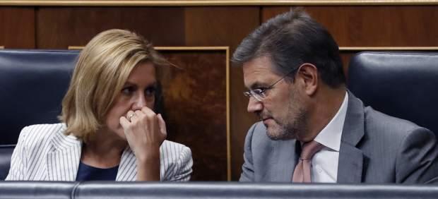 Catalá y Cospedal