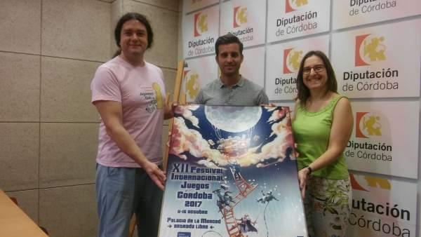 Torralbo, entre Torres y Fernández, presenta el festival de juegos
