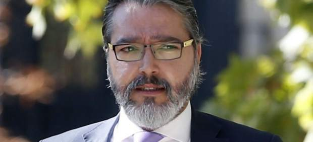 Alcalde Brunete, Borja Gutiérrez