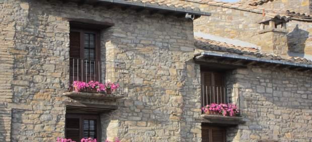 Las casas rurales en agosto de 2012 tuvieron un 70% de ocupación