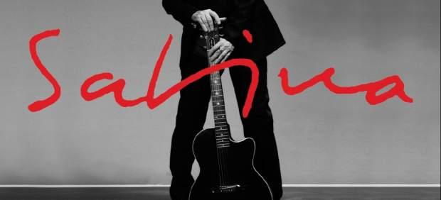 Portada del disco de Joaquín Sabina, 'Lo niego todo'.