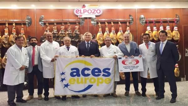 ElPozo Alimentación, Empresa Europea del Deporte y la Salud