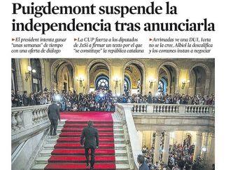 'La Vanguardia'