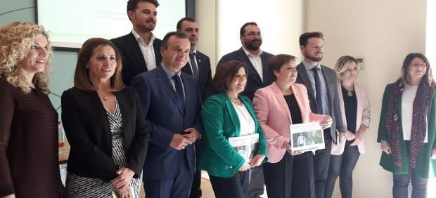Presentación de los presupuestos de la Junta para 2018 en Granada