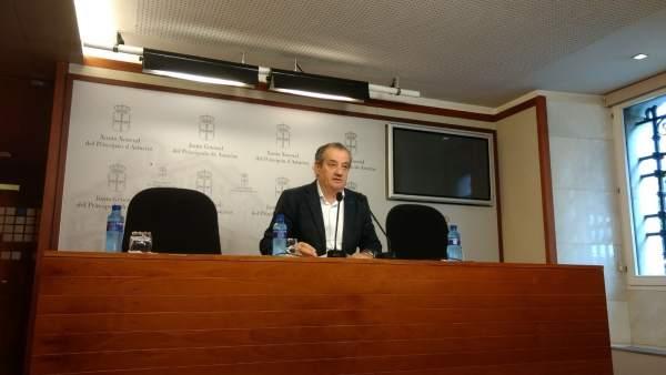 Nicanor García, de Ciudadanos.