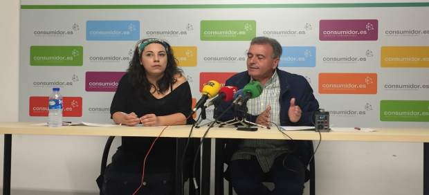 Itziar Fuente y Dacio Alonso