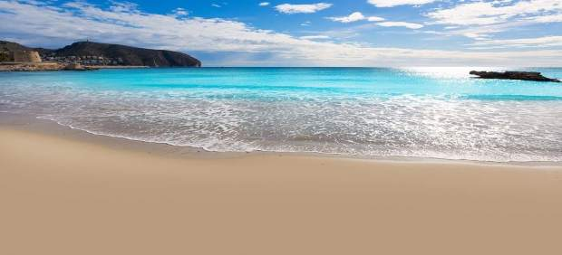 Playa Ampolla de Moraira