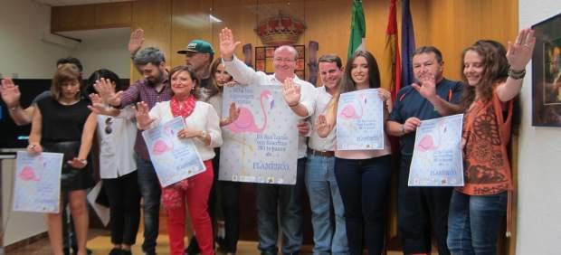 Presentación de la campaña 'Stop flamencos'