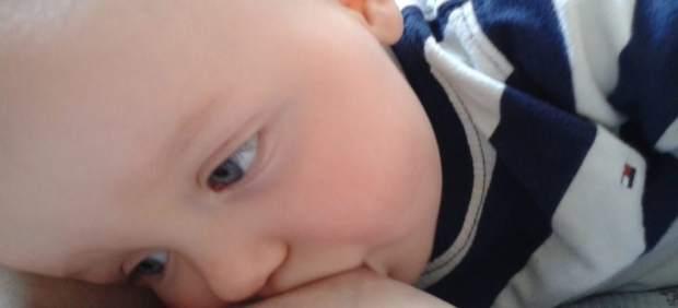 Bebé, amamantar, leche materna