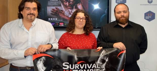 Np Presentacion Survival Zombie
