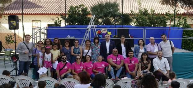 Celebración del Día Internacional de la niña en Málaga