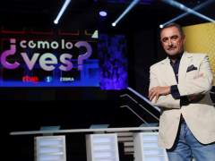 Carlos Herrera anuncia que deja TVE y '¿Cómo lo ves?'