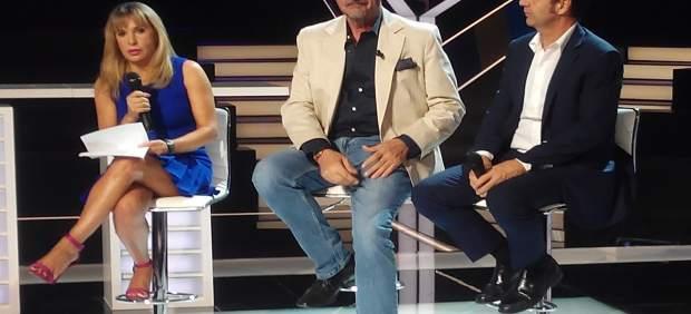 Carlos Herrera presenta su nuevo programa en TVE