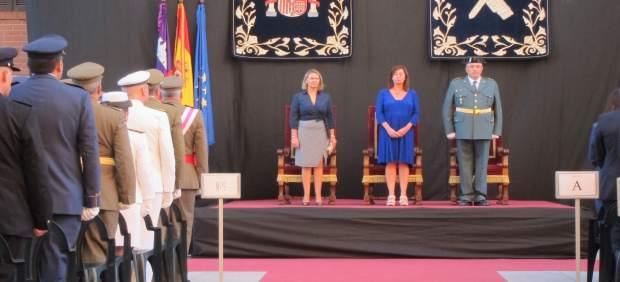 Celebración de la Festividad del Pilar en Palma