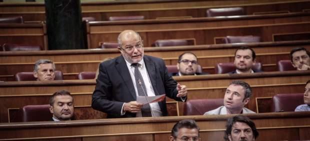 Igea, en el Congreso de los Diputados.