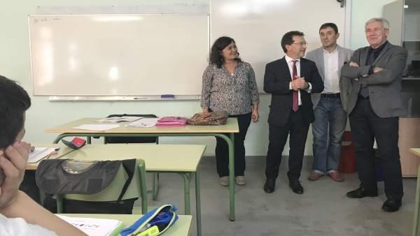 Genaro Alonso inaugura curso de los CEPA