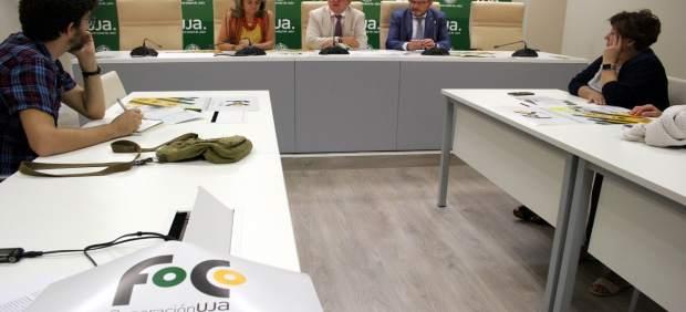 Presentación del programa 'FoCo Generación UJA'.