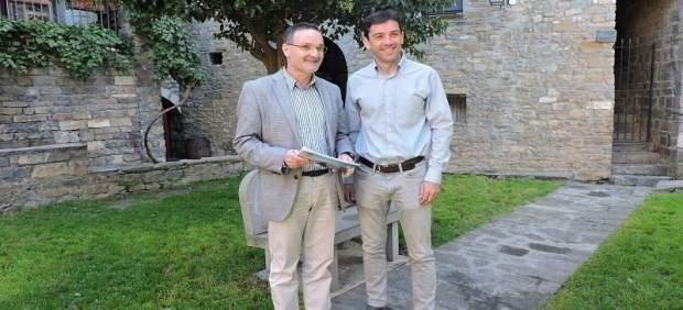 Pedro Salas Y Enrique Pueyo