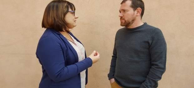 Bel Busquets y David Abril de Més per Mallorca