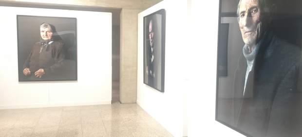 Valladolid.- Retratos de la muestra  'Terre de Personne'
