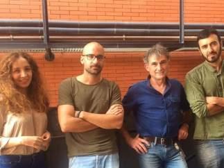 Investigadores de la de la Universitat de València