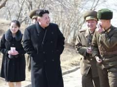 """Kim Jong-un dice que las sanciones hacen """"más fuerte"""" el espíritu norcoreano"""