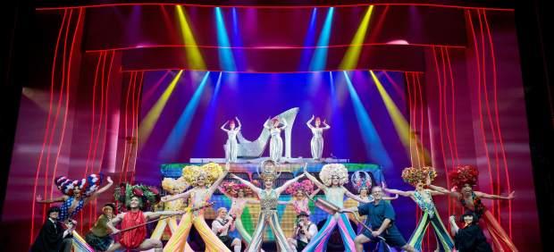 El Palacio de Congresos acogerá del 12 al 15 de octubre el musical Priscilla