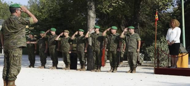 Reconocimiento Ejército Día De La Hispanidad. Nota De Prensa Y Fotografía