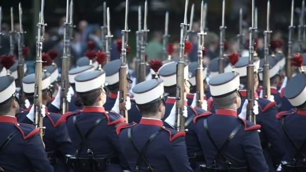 Desfile del 12 de Octubre
