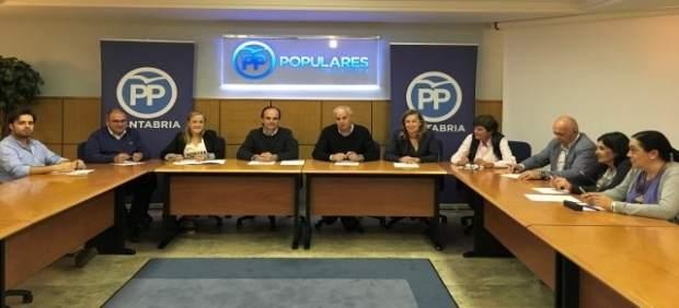 Comité Electoral del PP de Cantabria