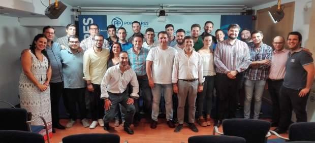 NNGG de Almería convoca su 9º Congreso provincial