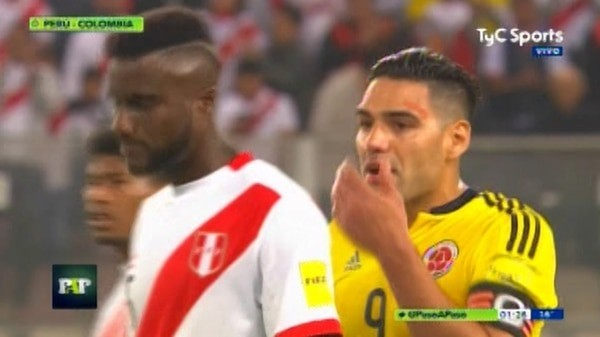 Colombia y Perú pactaron el empate para ir al Mundial y Chile reclamará los puntos