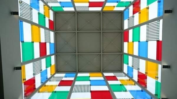 Centre Pompidou Málaga Cubo