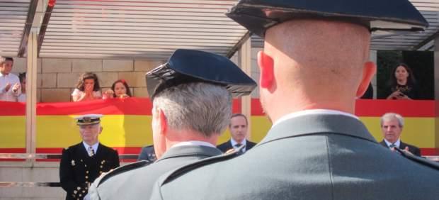 Acto del 12 de octubre en Campogiro