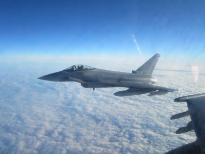 Un Eurofighter español